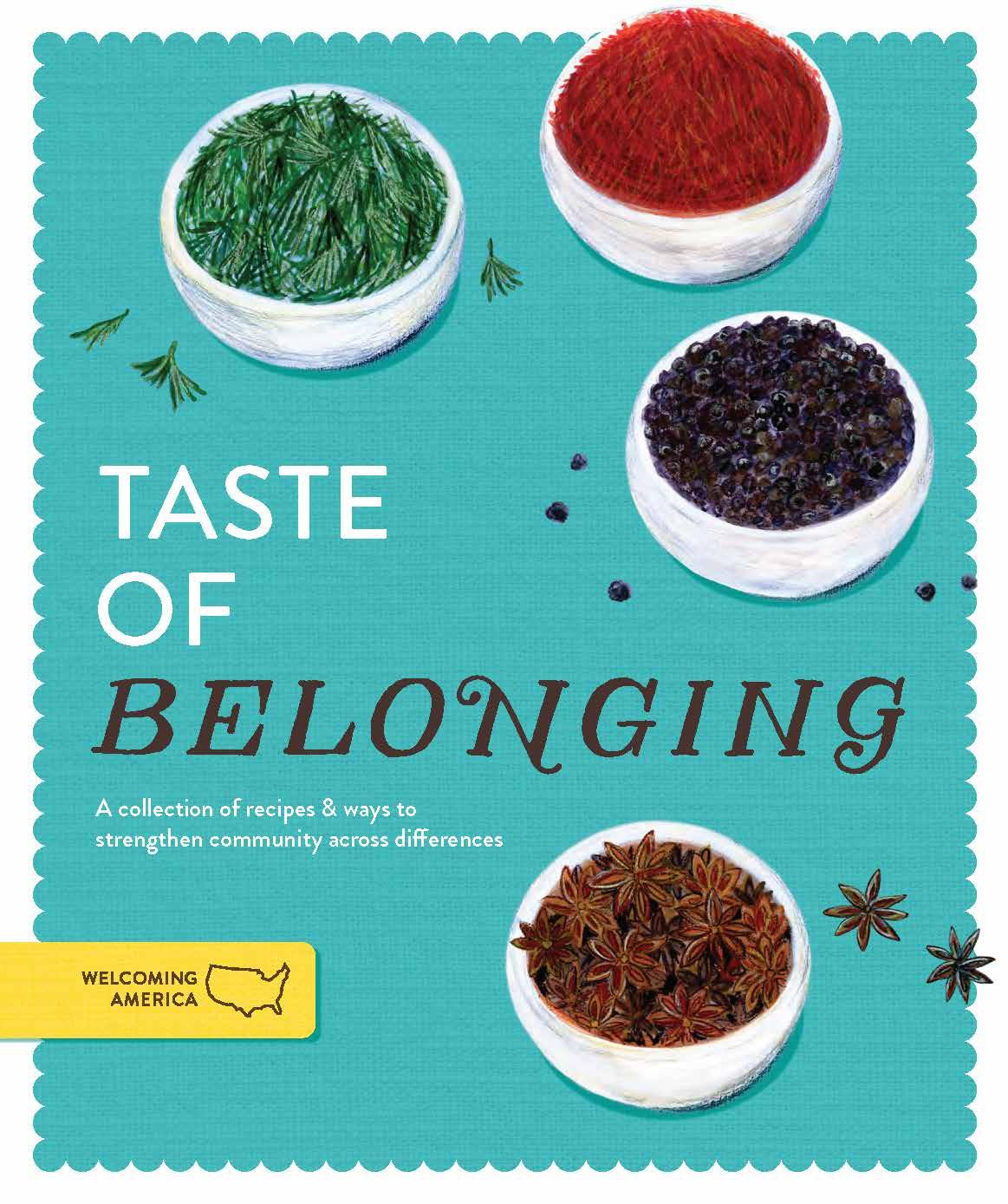 Taste Of Belonging Cover