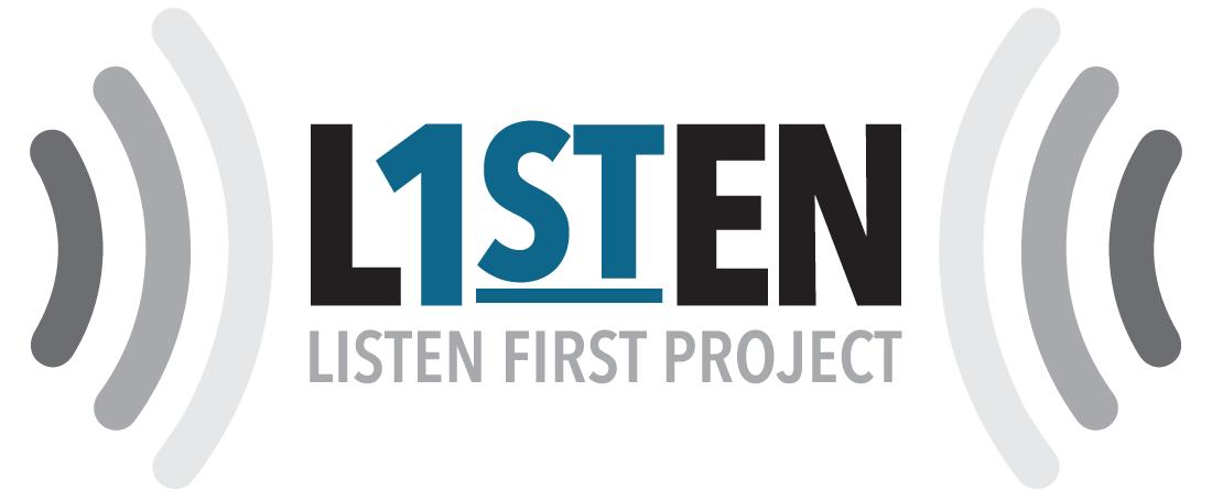 Listen First Project Logo Graham Bodie