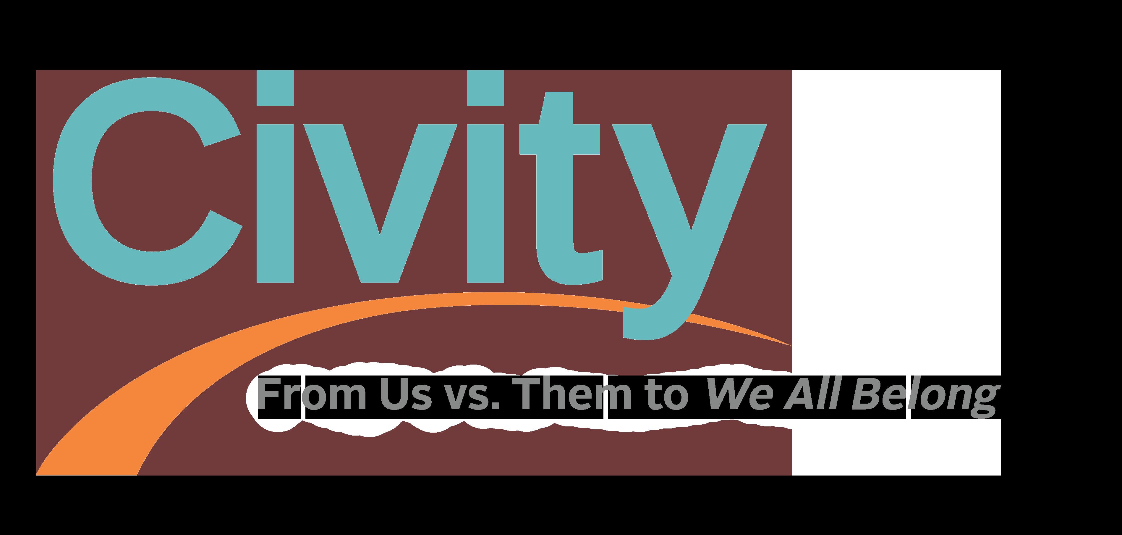 Civity Logo 2021 Gina Baleria
